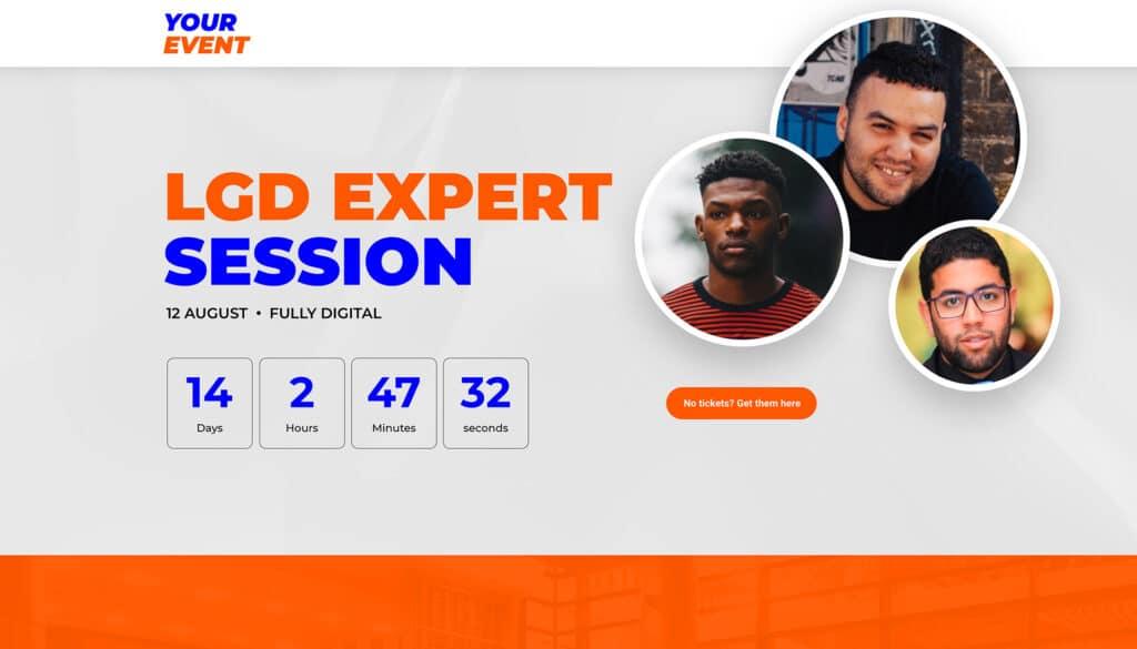 LGD Expert Session